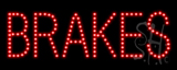 Breakes LED Sign
