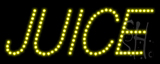 Juice LED Sign