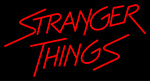 Stranger Things Neon Signs