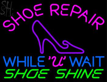 Custom Shoe Repair Neon Sign 1 Your Custom Signs #1: custom shoe repair neon sign 2 kneaT