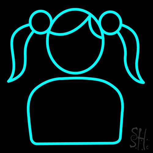 girl neon sign wedding neon signs neon light. Black Bedroom Furniture Sets. Home Design Ideas