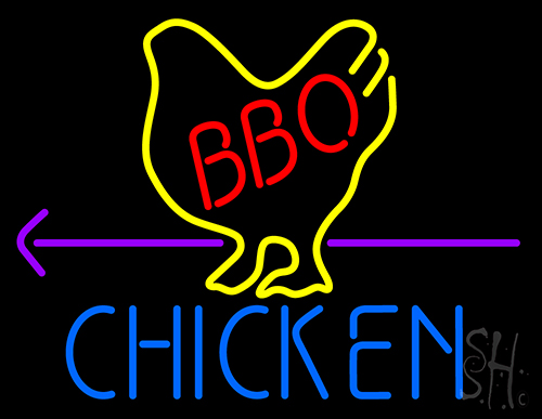 Retro Chicken Sign Stock Photos - Royalty Free Pictures   Bbq Chicken Sign