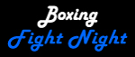 Custom Boxing Fight Night Neon Sign 1